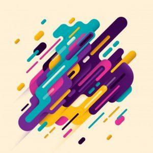 لوگوی گروه از طراحی گرافیک