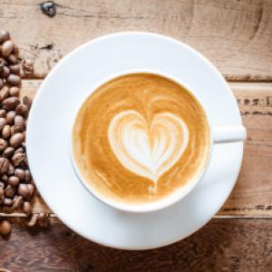 لوگوی گروه از عاشقان قهوه