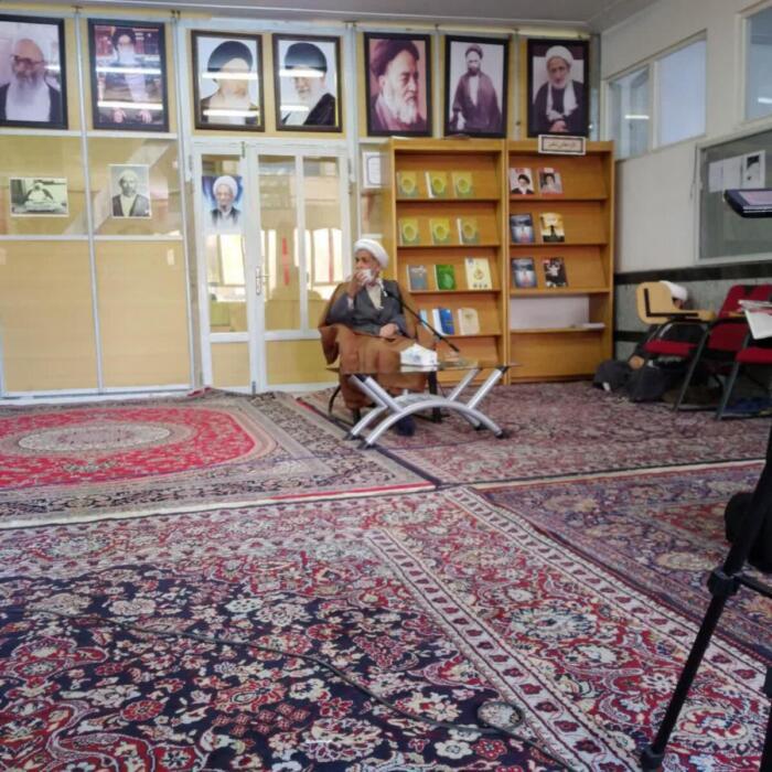 Bozorgdashte Mesbahe Yazdi (5)